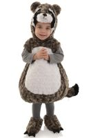 Raccoon Toddler Costume