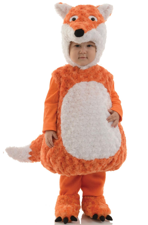 Fiery Fox Toddler Costume Purecostumes Com