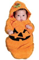 Pumpkin Bunting Infant Costume