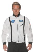 Space Jacket Adult Costume (White)