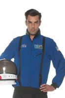 Space Jacket Adult Costume (Blue)