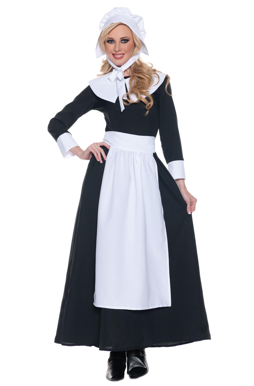 Adult Pilgrim Costume 78