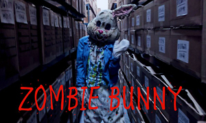Horror Tutorials: Zombie Easter Bunny