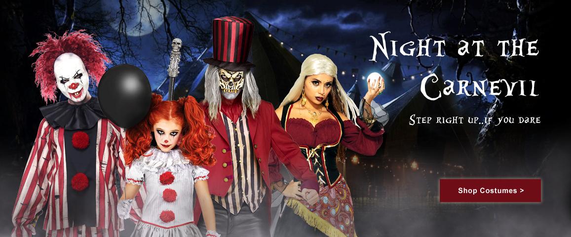 Purecostumes Com Halloween Costumes Store